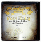 root rally natural and organic fertilizer