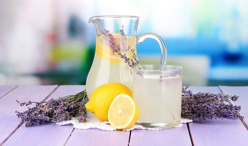 How to Make Lavender Lemonade | Zionsville, IN | Altum's ...