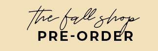 Fall Pre-Order