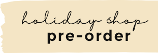 Holiday Pre-Order