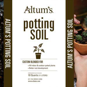 Altum's Potting Soil