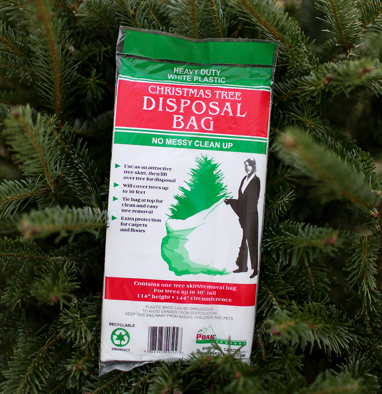 Christmas Tree Bags.Christmas Tree Bag